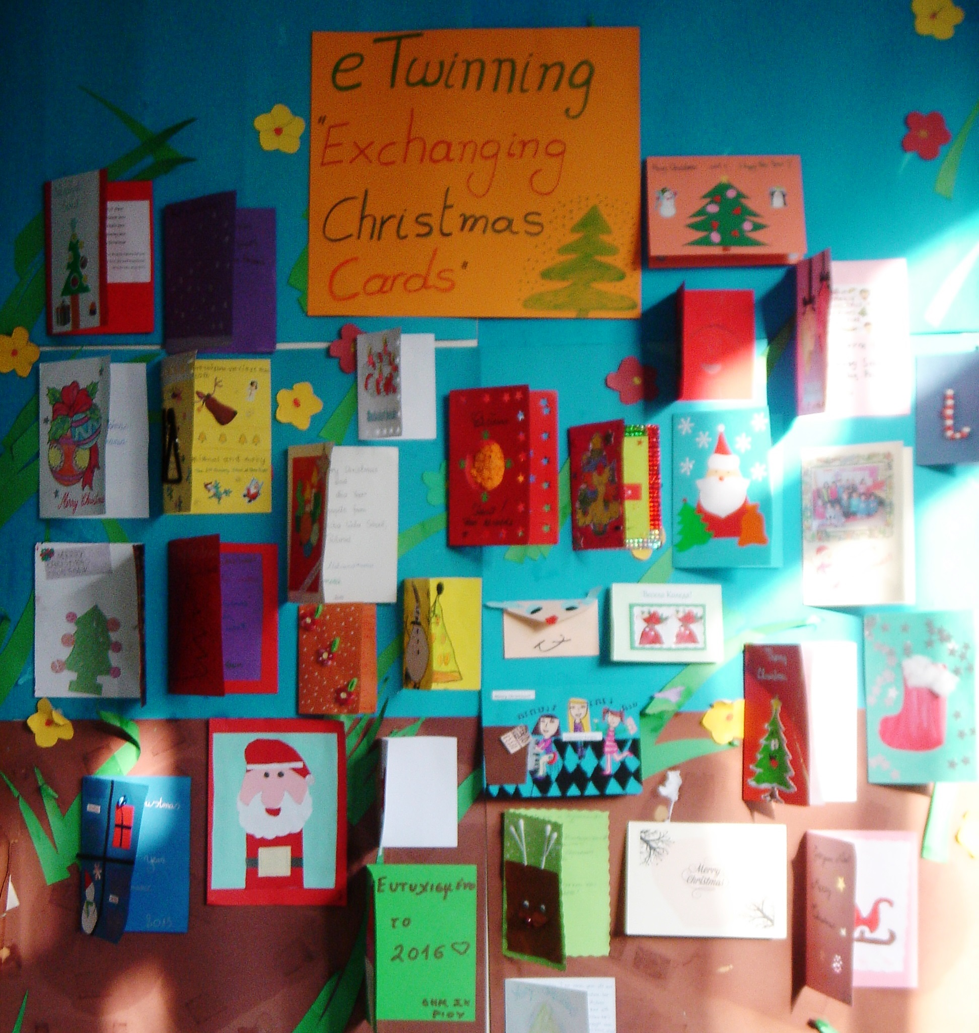 Christmas wishes exchange 2015